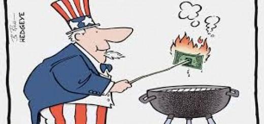 QE vs.Dolar El ABC 07.05.15